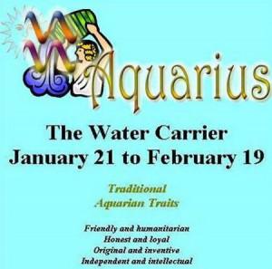 Aquarius Woman Quotes...
