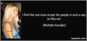 Quotes Accepting People for Who They Are