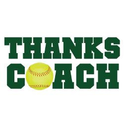 thanks_softball_coach_greeting_card.jpg?height=250&width=250 ...