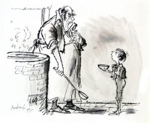 Literature: Oliver Twist