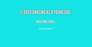 Inspirational Quotes For Youth Dancers