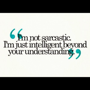 Sarcastic Quotes with Pictures