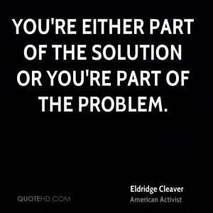 Eldridge Cleaver Quotes