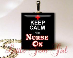 ... RN - Nurse Badge - Funny Nurse Quotes Sayings - Nurse Graduation Gift