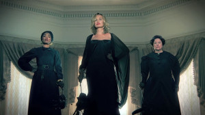 ... American Horror Story: Coven has finally shown off the cast as they