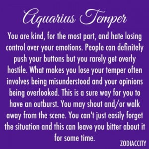 aquarius quotes | Pinned by Anna Joseph