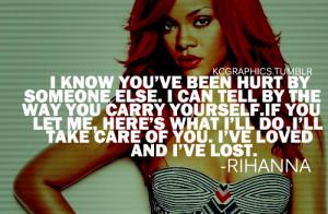Rihanna Love Quotes Rihanna quotes.