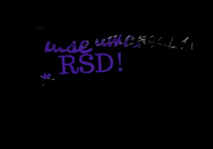 RSD CRPS Quotes