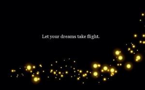 motivational quotes let your dreams take flight Motivational Quotes ...