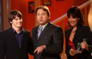 John Ritter, Katey Sagal and Jason Ritter
