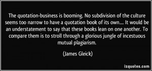 More James Gleick Quotes