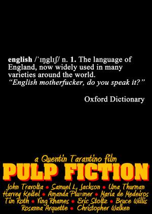 Pulp Fiction - 1994 by CrustyDog
