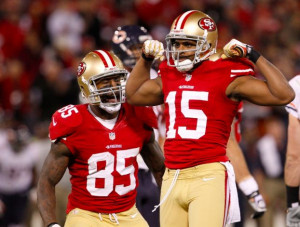 Michael Crabtree: 'I'm the No.1 receiver on the 49ers'