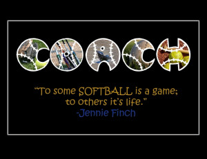 Coaches, Softballl Baseball, Softballl 3, Softball Gift, Softball ...
