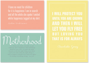 ... Quotes Links to Love: Happy Mothers Day! Indulgent Ideas for You