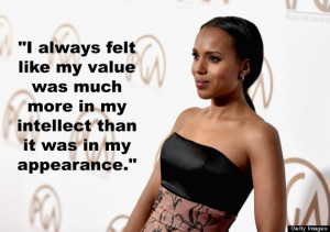 Kerry Washington Quotes That Prove She's a Total Boss