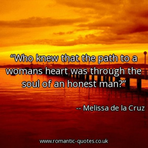 who-knew-that-the-path-to-a-womans-heart-was-through-the-soul-of-an ...