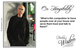 Curb Your Enthusiasm: The Wisdom of Larry David