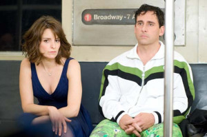 """... the first official photo from the upcoming comedy """" Date Night"""