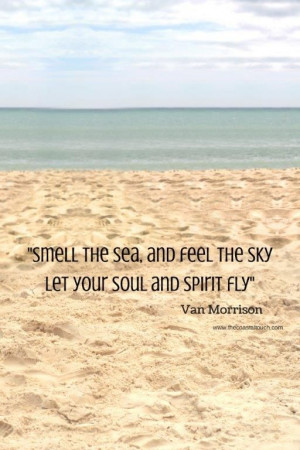 Quote, Flying Quote, Spirit Flying, The Beach, Beach Love, Beach Quote ...