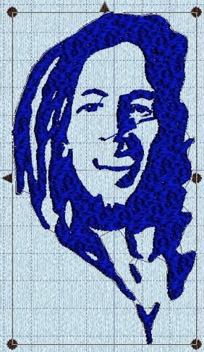 Dessiner Bob Marley Dessins