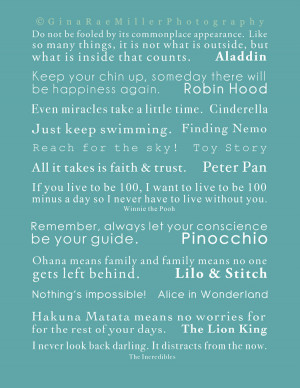 These are some of Disney Scrapbook Titles Sayings pictures