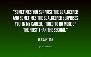 Ice Hockey Goalie Quotes
