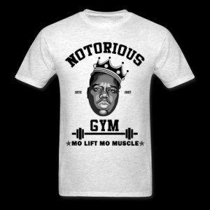 Funny Gym Rap Lift Quotes T-Shirt