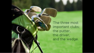 Golf Quotes and Sayings