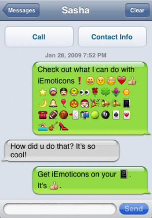 texts emoji messages iphone freehow to cute emoji combinations free