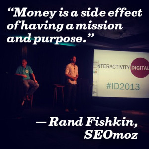 Best quotes of Interactivity Digital 2013