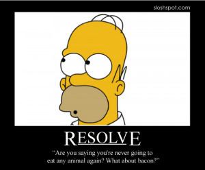 Homer Simpson Motivational Quotes