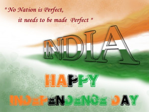 Happy Independence Day Greetings Messages Cards and Wishes Wallpaper