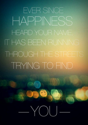 words to live by: rumi on happiness