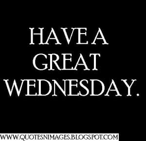 Enjoy your Thursday.