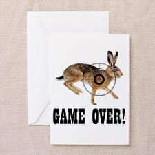 game over! Greeting Cards (Pk of 10) for