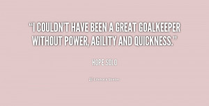 soccer goalie quotes inspirational
