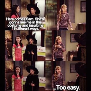 iCarly 1x07, iScream For Halloween