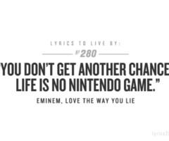 Eminem Love The Way You Lie Quotes Eminem quotes from love the