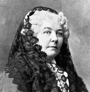 Elizabeth Cady Stanton 1815-1902 - Solitude of Self - an address to US ...