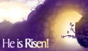 He is Risen Ecard