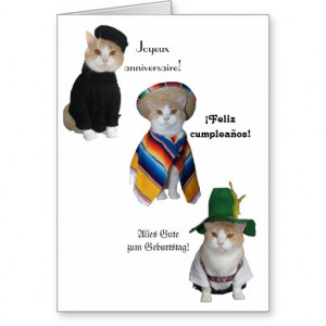 Funny Birthday Cards In Spanish