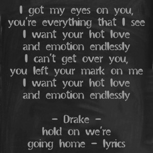 Going Home Quotes We're going home - lyrics