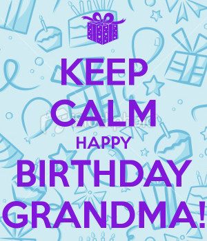 ... birthday grandma happy birthday grandma picture of happy birthday