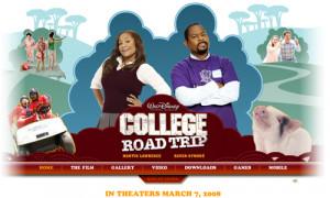 Raven Symone College Road Trip