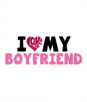 """Be the first to review """"I Love my Boyfriend"""" Cancel reply"""