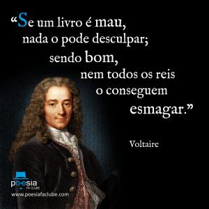 Meme De Voltaire Se Um Livro Mau. Quotes About Evil Bosses. View ...