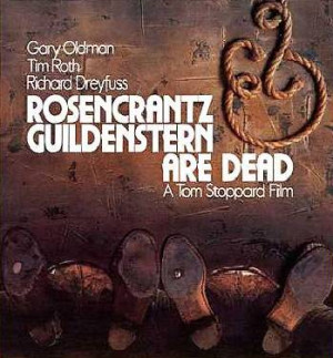 Guildenstern: It could have been - it didn't have to be obscene! I was ...