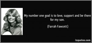 More Farrah Fawcett Quotes