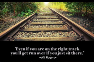 Track Quotes And Sayings The meaning of the quote :
